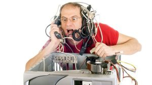 Сервис по ремонту компьютеров